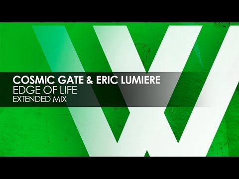 Cosmic Gate & Eric Lumiere - Edge Of Life