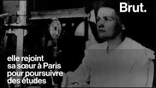 Une vie : Marie Curie
