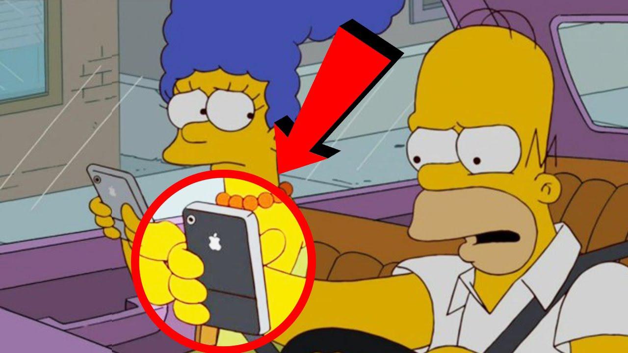 simpsonlar iphone ile ilgili görsel sonucu