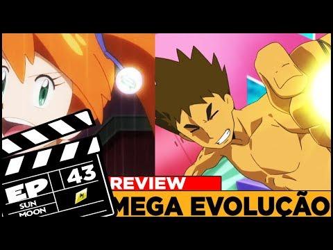 REVIEW - POKÉMON SUN & MOON 43! MEGA EVOLUÇÃO VS Z-MOVE!