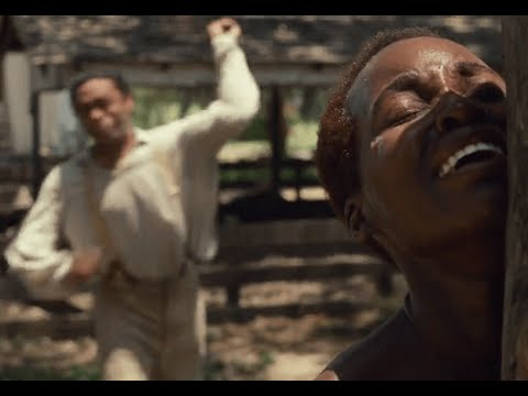 12 Years a Slave Human Trafficking