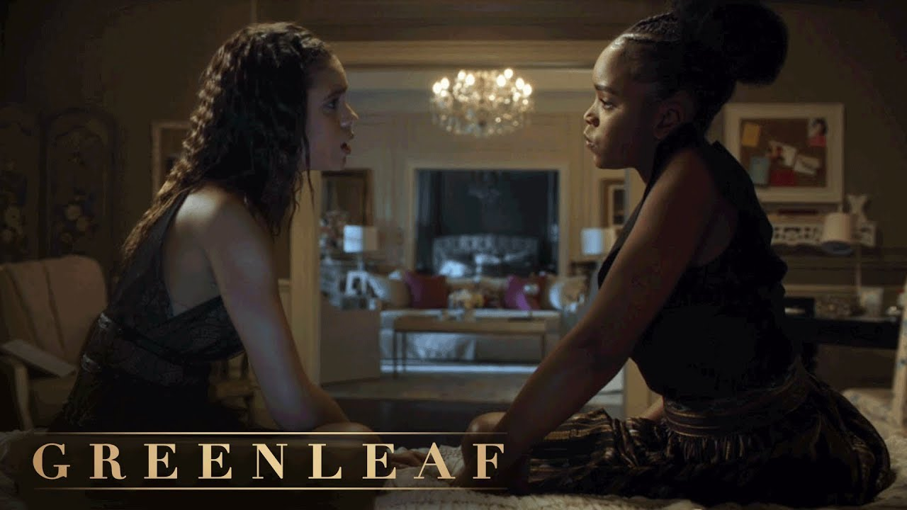 Download Zora and Sophia Have a Blowout Fight   Greenleaf   Oprah Winfrey Network