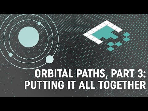 Orbital Paths in Unity, Part 3: Making a Planet Orbit