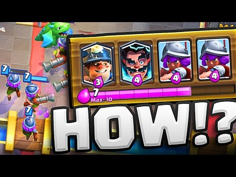 OMG! DID THIS REALLY HAPPEN • Clash Royale