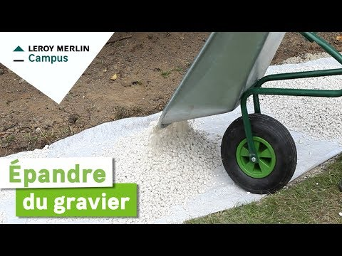 Tutoriel Sol Beton Drainant By France Deco