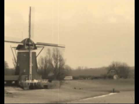 Daar bij die molen - original song Willy Derby