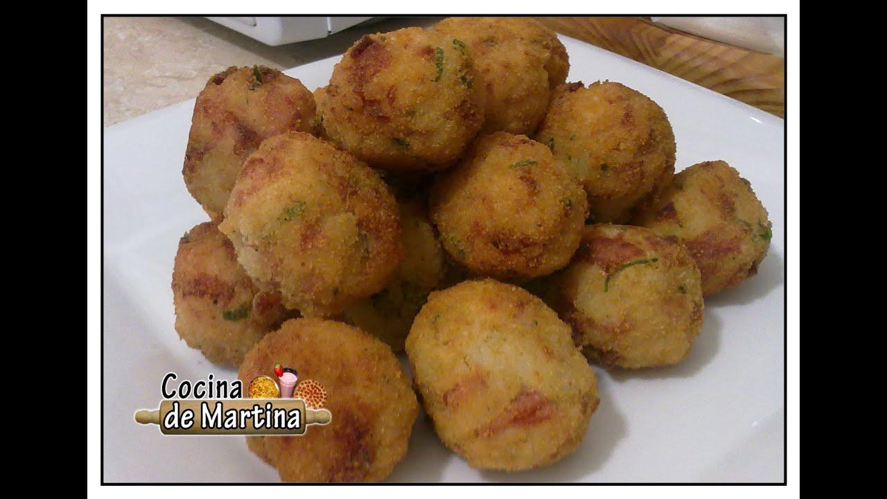 Bolitas de arroz recetas de cocina cocina de martina for Cocina de aprovechamiento