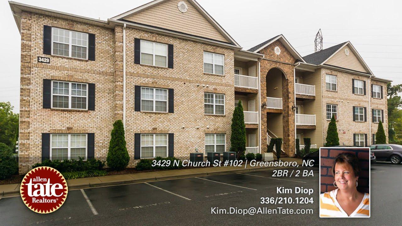 Home For Sale 3429 N Church St 102 Greensboro Nc