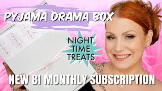 *NEW BOX* PYJAMA DRAMA BOX MARCH/APRIL - BI MONTHLY SUBSCRIPTION BOX
