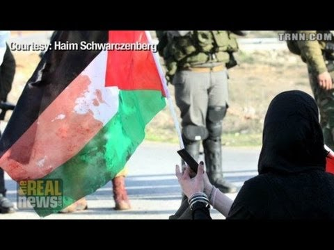 Israeli vs Palestinian Right to Protest