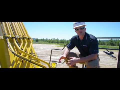 Graco Lubrication Systems On Komatsu Equipment