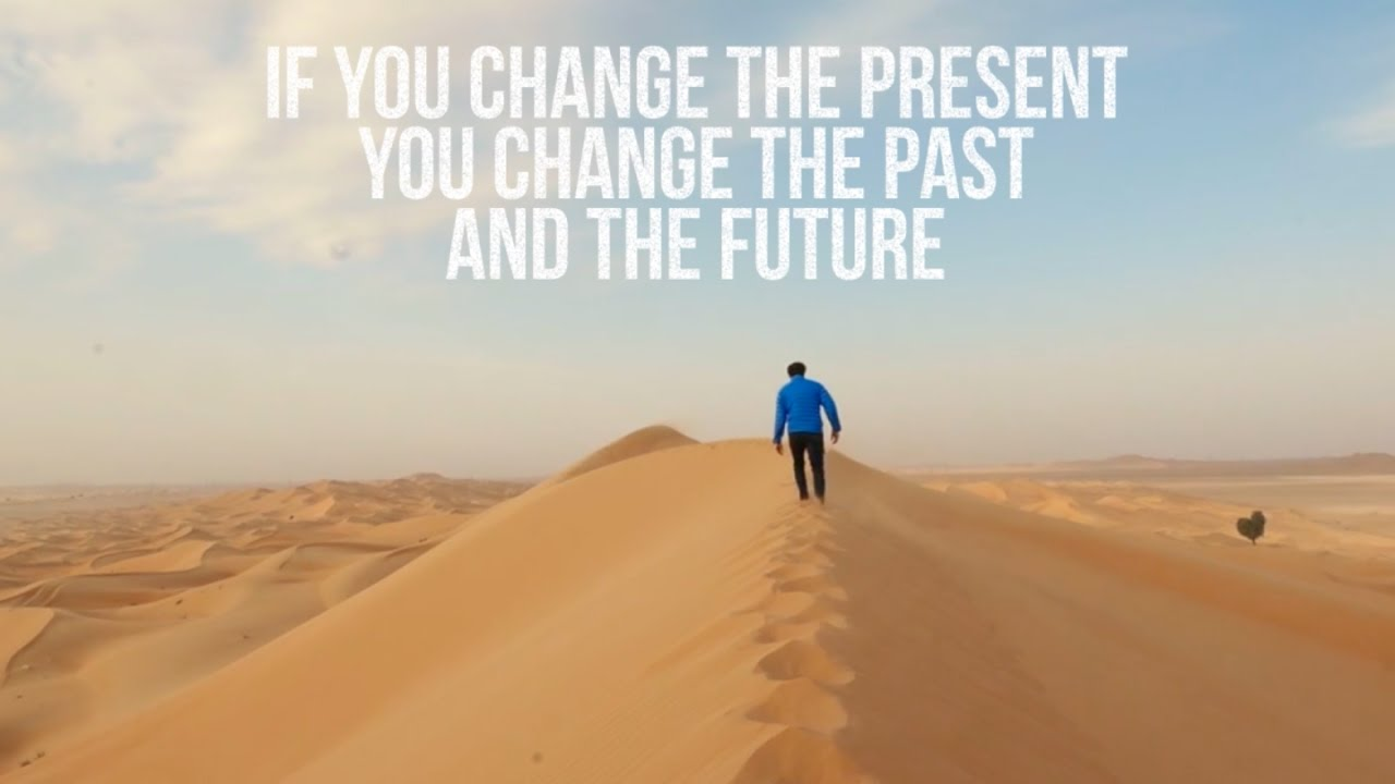 IN-Q // Change the Past and the Future