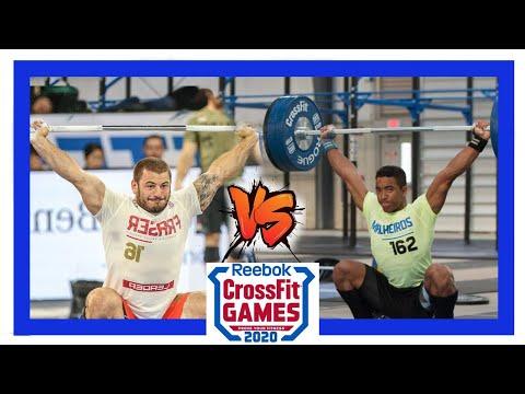 �� como Gui Malheiros se sairia no CrossFit games 2020? �� crossfit games ...