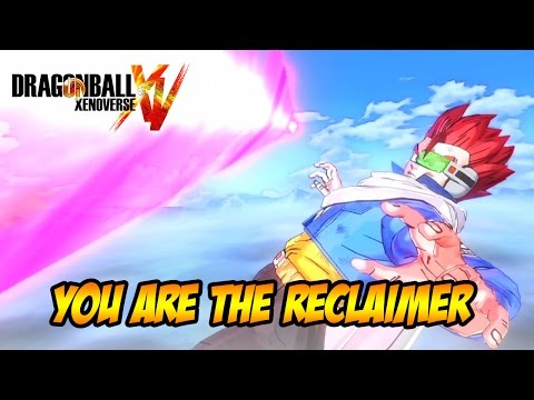 Dragon Ball Xenoverse - PS3/PS4/X360/XB1/Steam - You are the reclaimer (Extended Trailer)