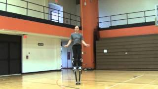 Most Jump Rope Skips on Stilts in One Minute Guinness World Records