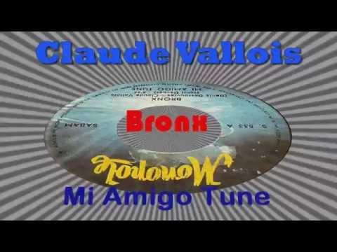 Claude Vallois -  Bronx (Mi Amigo Tune). - Vinyl 1975