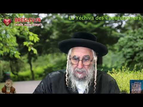 Les Contes de Rabbi Nahman: La Princesse disparue cours 53 (16/08/20)