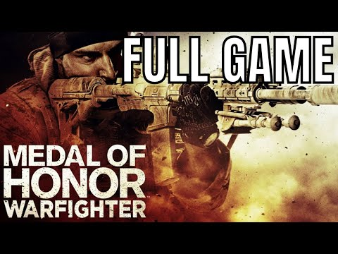 Medal Of Honor: Warfighter - Full Game Walkthrough (No Commentary Longplay)