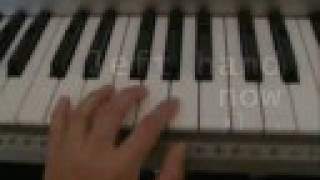 "Learn to play ""Ni Yao De Ai"" piano tutorial 6/6 [FINAL]"