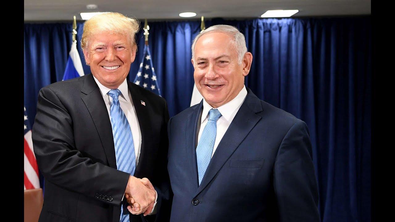 TRUMP: USA sollten die Golanhöhen als Teil Israels anerkennen