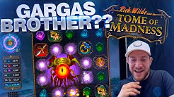 Tome Of Madness Slot Win! Is Garga Back??