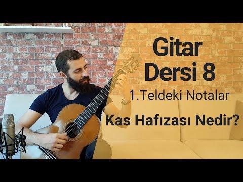 Gitar Notaları Öğrenme Good King Wenceslas 9.Senfoni - Gitar Dersi 8