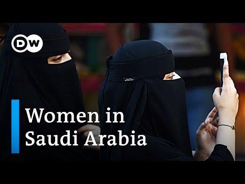 Young Saudi women take aim at male guardianship system | DW News