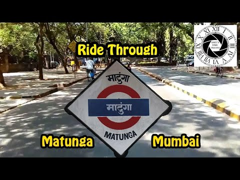 Ride Through Matunga, Mumbai | Informative VLOG on Matunga, Mumbai