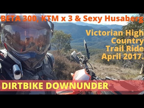 Victorian High Country Trail Ride. Enduro and Dual Sport. Relaxed ride with good mates