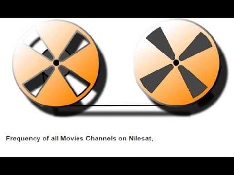 All Movies Channels on Nilesat - Channels Frequency