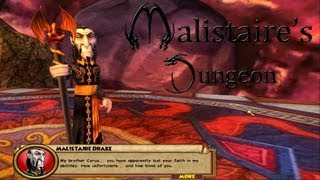 Wizard101: Malistaire's Dungeon - On New Characters??