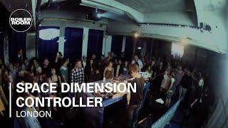 Space Dimension Controller Boiler Room DJ Set at FLOW