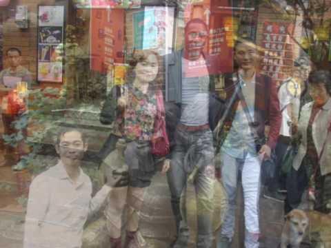 Southwest University International Students Visiting Chongqing city