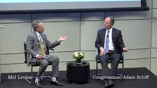 Congressman Adam Schiff and Mel Levine Discussion at APN Award Luncheon, Sept. 8, 2019