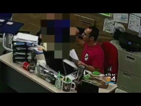 Video Released In Boca Raton Kissing Teacher Case