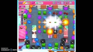 Candy Crush Level 1459 help w/audio tips, hints, tricks