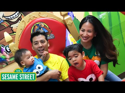 Vlog | Zack's 1st Birthday | Scooter's Jungle | The Princess Diaries