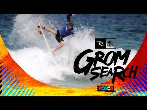 Australia: Cronulla, NSW - Rip Curl GromSearch 2013 presented by Posca -