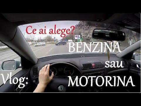 Vlog: Benzina vs Motorina
