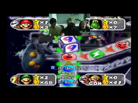Mario Party 2- Part 3- This is Communist Regime!- WarpigBattle64