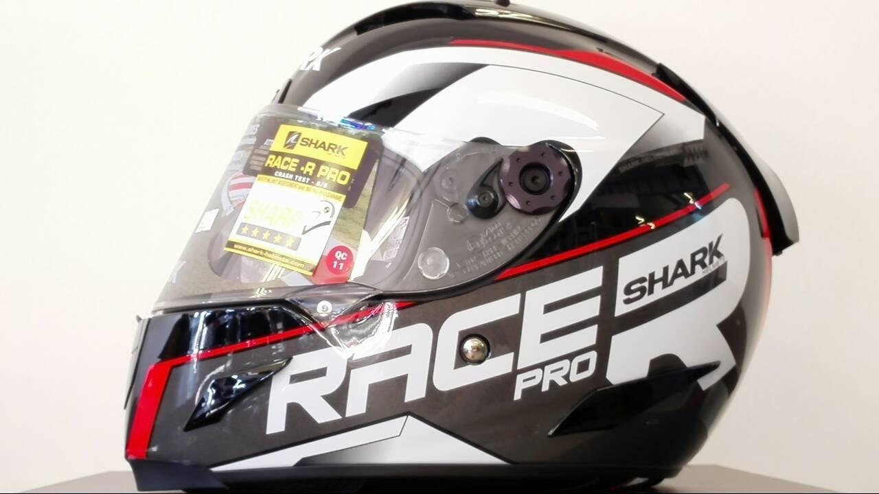 e7eea7d3cde6f Shark Race R Pro Sauer KAR By Premier Moto บางนา กม.3 รีวิว หมวกกัน ...