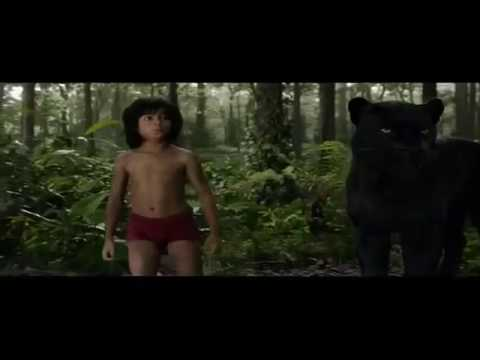 Disney Channel Movie Surfer Sanyee Behind the Scenes of The Jungle Book