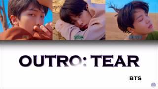 BTS (방탄소년단) OUTRO: TEAR German Lyrics [Han/Rom/Ger]