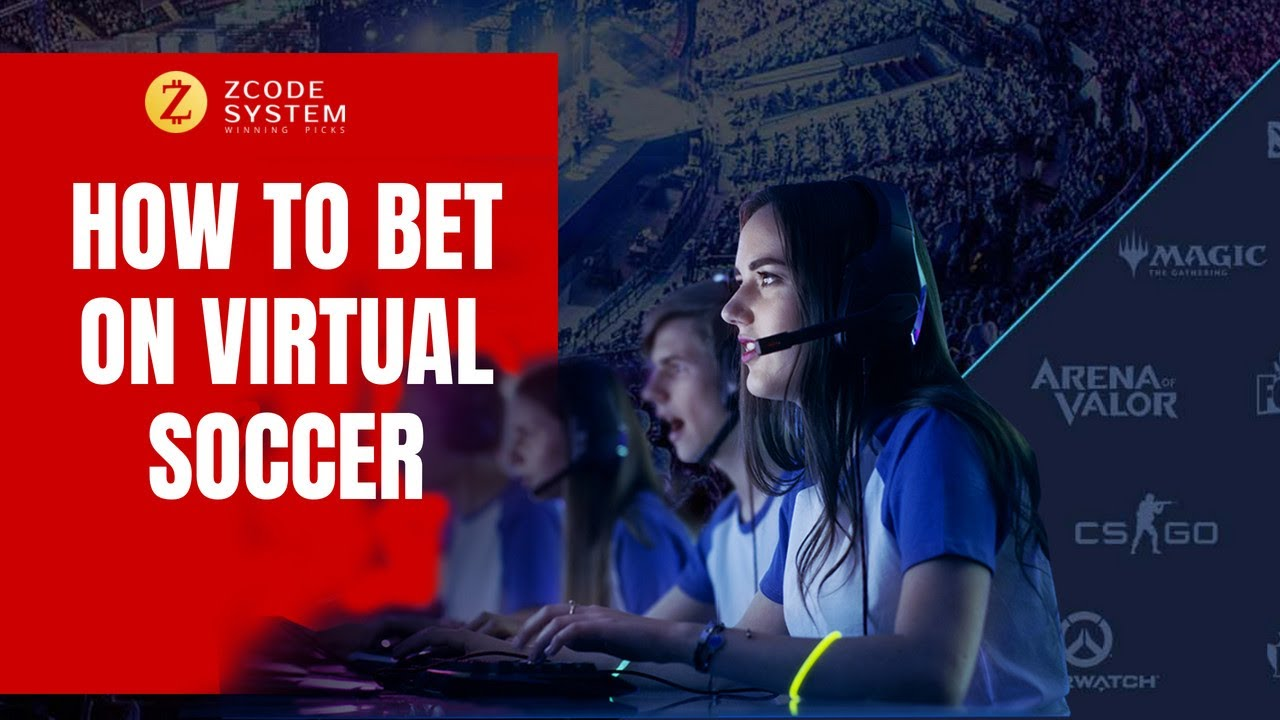 How To Bet On Virtual Soccer | 202DC