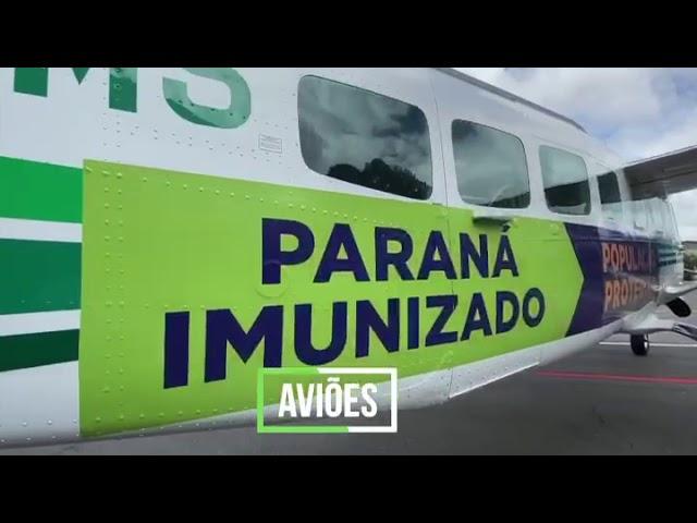 Vacinação no Paraná