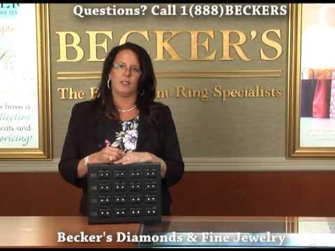 Fabulous Diamond Stud Earrings at Becker's Diamonds & Fine Jewelry West Hartford CT