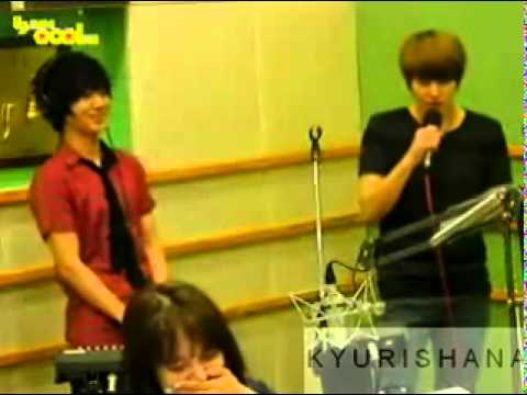 [HD]110819 Kyuhyun and Yesung - It Has To Be You live
