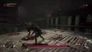 Vampyr (PC) - Fighting the Sewer Beast