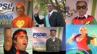 Brazilian candidates: Obama, bin Laden