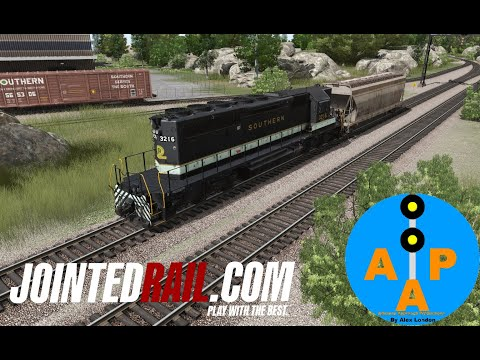 Jointed Rail EMD SD40-2 – SOU (Phase 1) |